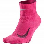 Nike Elite Cushioned Quarter Unisex sock pink