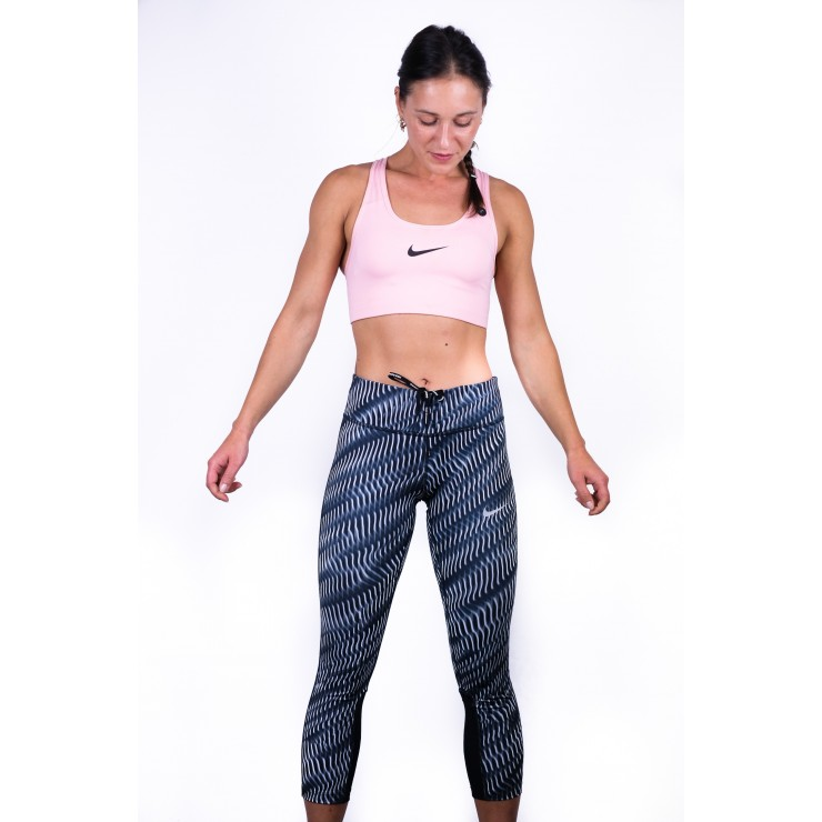 Nike Tight 855624-010 zebrato Donna