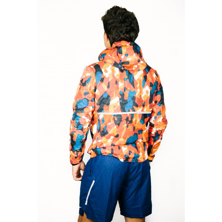 Nike Shield Ghost Flash Hoodie Hooded AH5987 Uomo