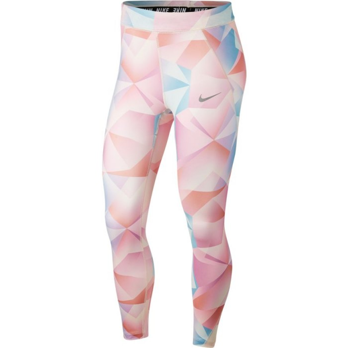 Nike Tight running speed pink Women