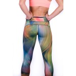 Nike Power Epic 3/4 Tights Multicolor 831802-429 Women