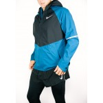 Nike Aereoshield Zonal Hooded 857808 blue Man